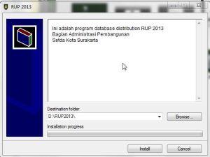 dialog install